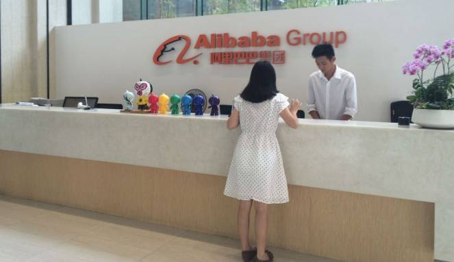 Adu Kuat Alibaba dan Tencent di Negeri Sendiri
