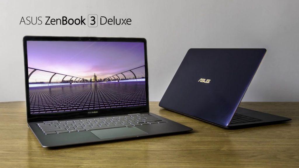 ASUS ZenBook 3 Deluxe UX490, Ultrabook Super Tipis dan Canggih