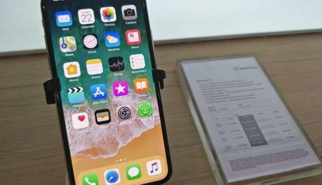 Beli iPhone X Bisa Cashback Banyak, Begini Syaratnya