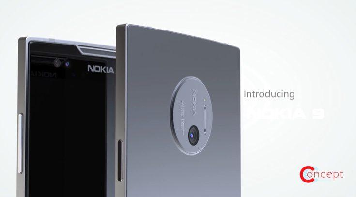 Bocoran Tebaru Spesifikasi Nokia 9
