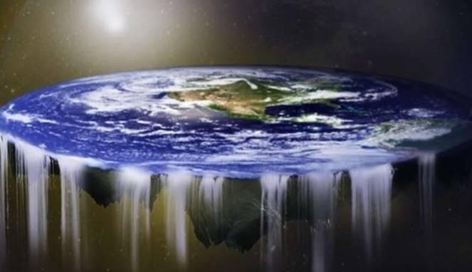 Bumi Datar Eksis, Salahnya Pendidikan Barat