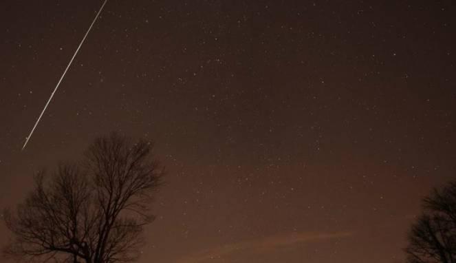 Hujan Meteor Geminid Kian Subur dan Kuat, Ini Alasannya