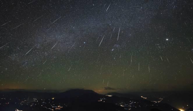 Hujan Meteor Geminid Masih Bisa Dilihat, Ini Saatnya