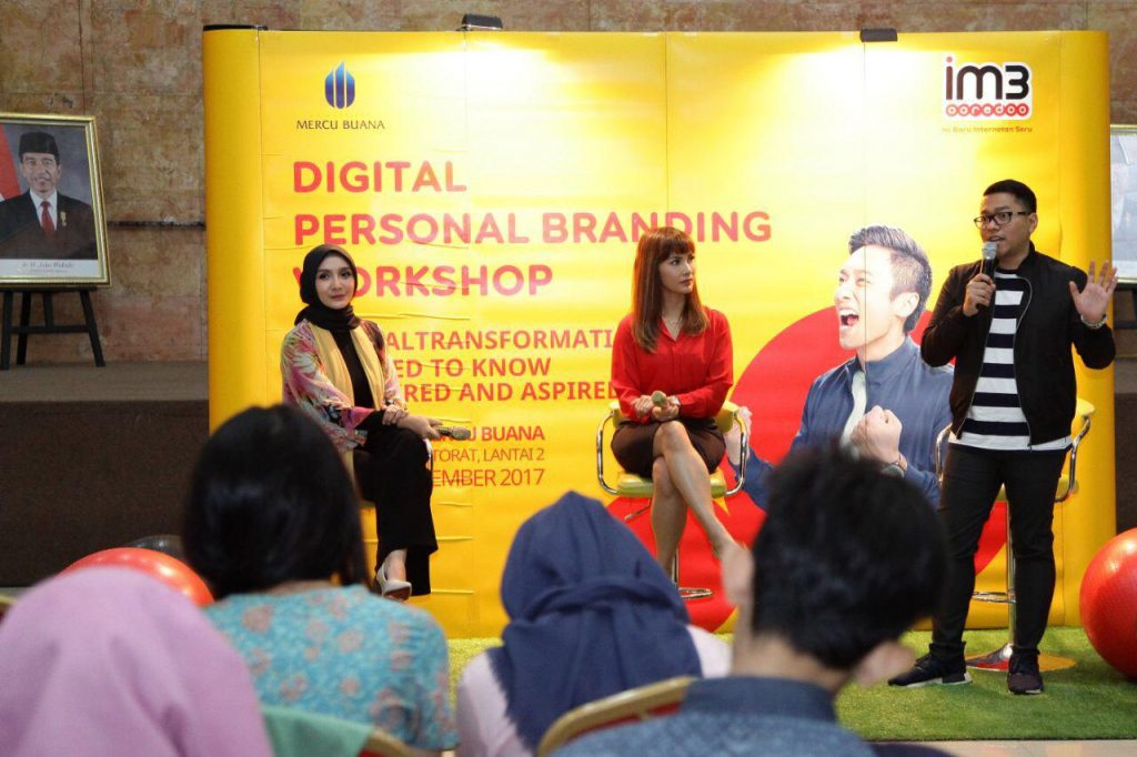 IM3 Ooredoo Edukasi Pengetahuan Digital Mahasiswa