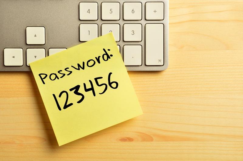 Mudah Tertebak, Inilah Password Paling jelek Tahun ini