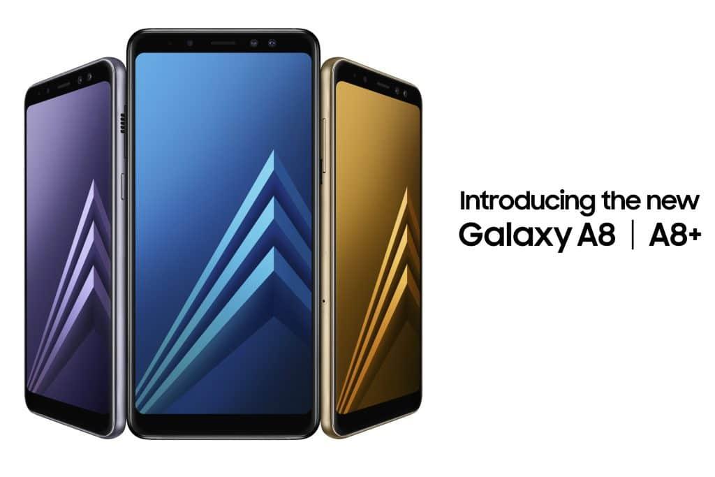 Samsung Resmi Luncurkan Galaxy A8 dan A8+ 2018