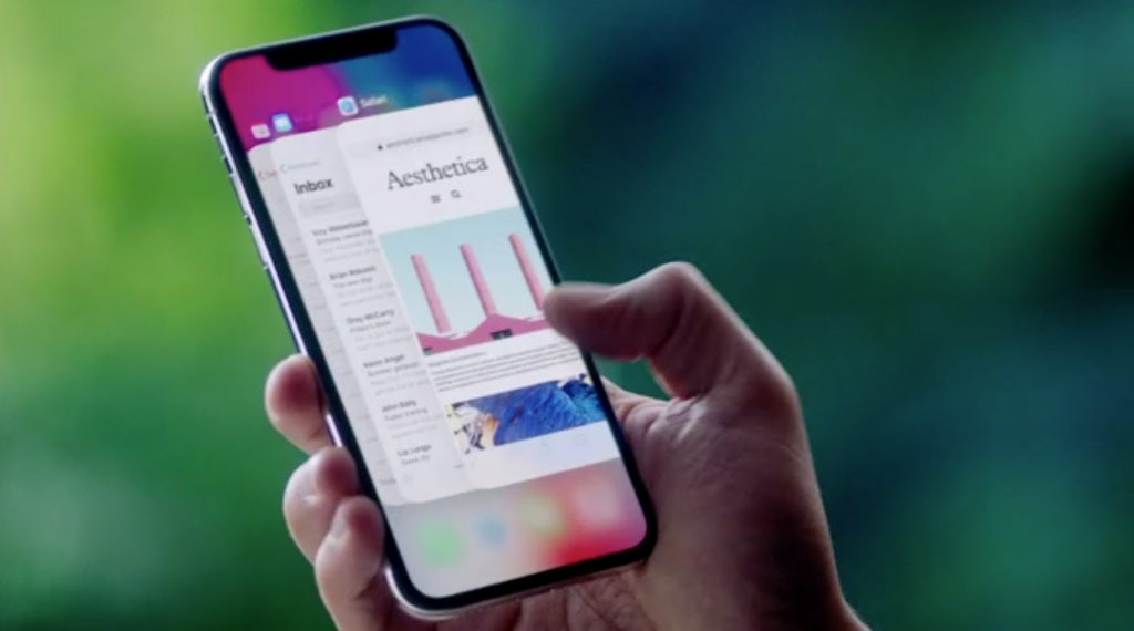 Samsung Siap Pasok 200 Juta Layar iPhone X Tahun Depan