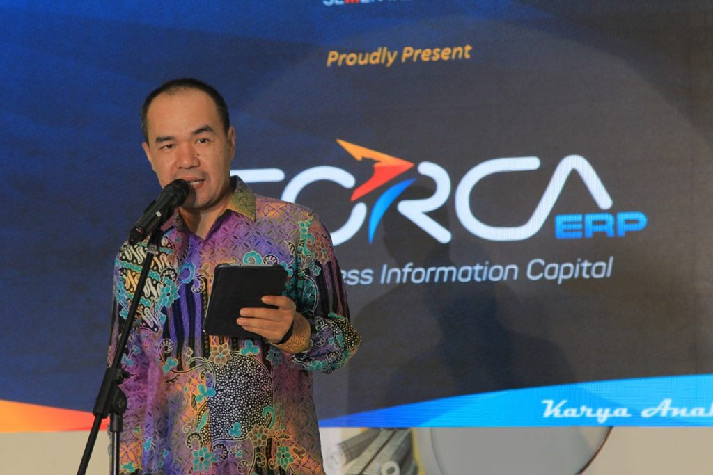 SISI akan Luncurkan e-Logistik di Indonesia Tahun Depan