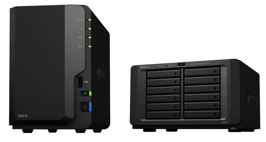 Synology Mengenalkan FlashStation FS1018 dan DiskStation DS218