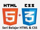 belajar HTML dan CSS untuk pemula