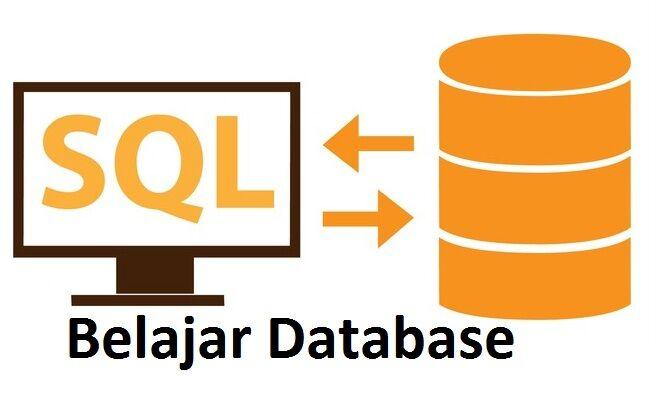 belajar merancang database SQL
