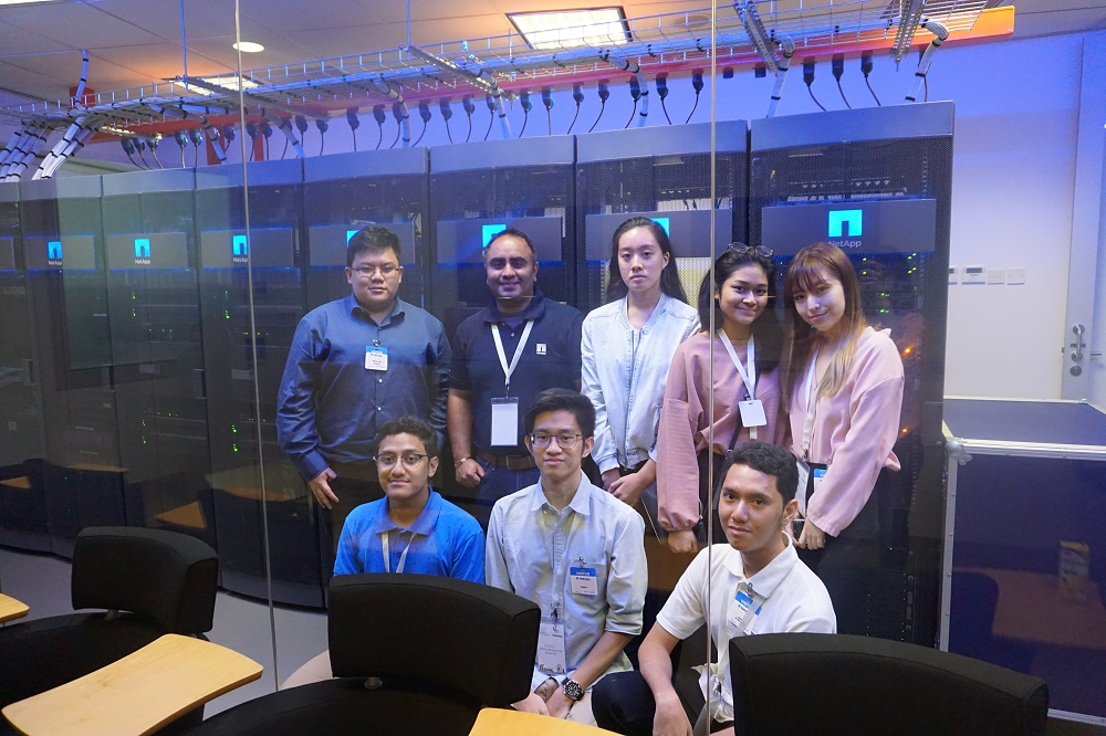 Binus International University Ajarkan Mata Kuliah Cloud Technology
