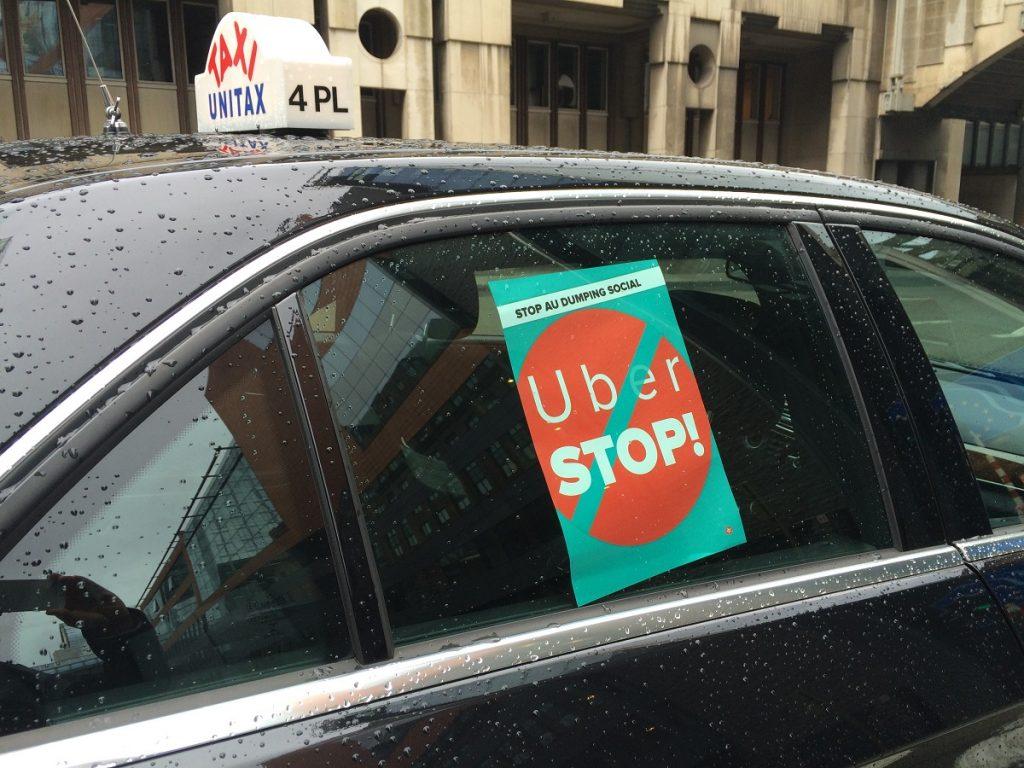 Cegah Dirazia Polisi, Uber Bisa Kunci Sistem Komputer Pegawai dari Jarak Jauh