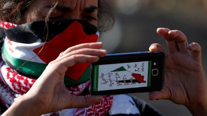 Sekarang Palestina Bisa Rasakan Jaringan 3G Sesudah 10 Tahun