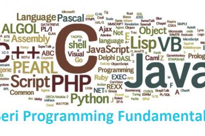 pengetahuan dasar programmer