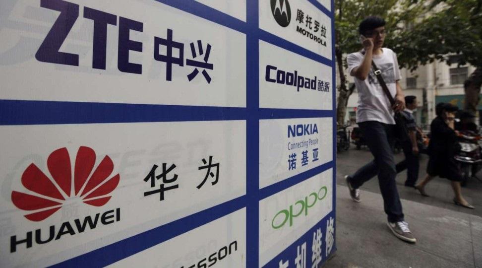 Sesudah Alibaba, Trump Persulit Bisnis Huawei dan ZTE di AS