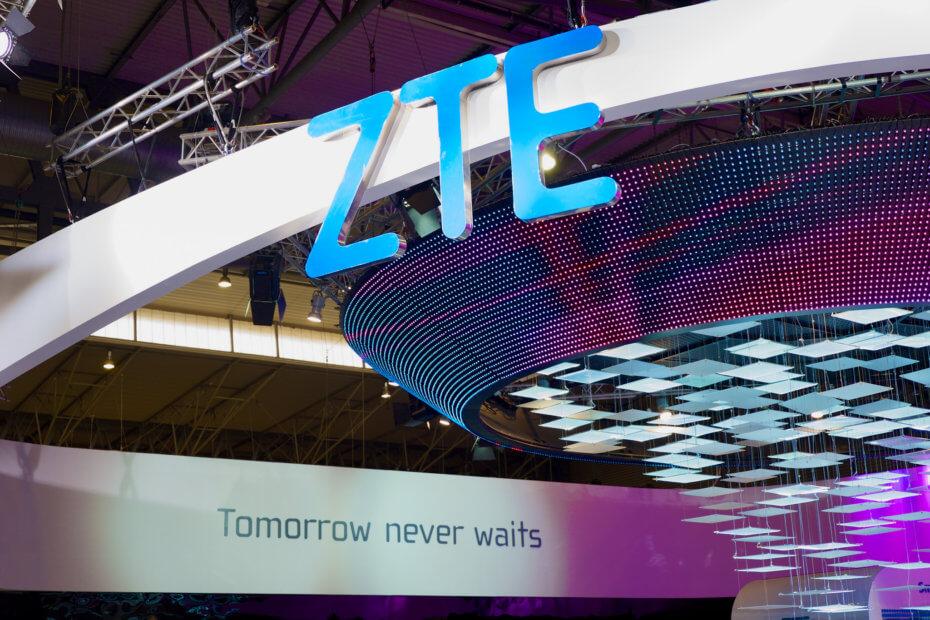 Smartphone 5G ZTE akan Hadir 2019