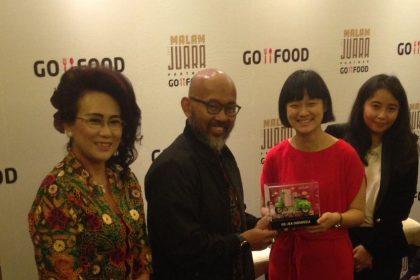 GO-FOOD Beri Penghargaan Kepada Merchant Kuliner Terbaiknya