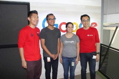 Apa yang Diperoleh Kulina dari Google Launchpad Accelerator?