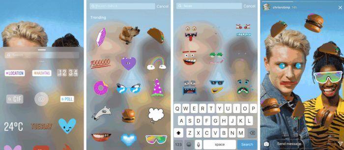 gara gara ini instagram dan snapchat hapus fitur gif Gara-Gara Ini, Instagram dan Snapchat Hapus Fitur GIF