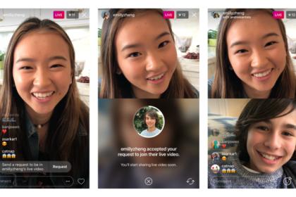 Mirip Snapchat, Instagram Memiliki Fitur Video Call