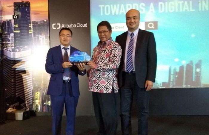 Resmikan Data Center di Indonesia, Alibaba Cloud Tawarkan Layanan Ini
