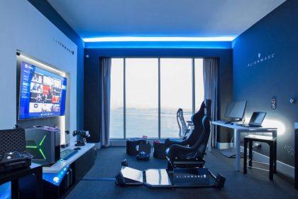 """Alienware Bikin Kamar Hotel """"Alienware Room"""" Khusus Gamer"""