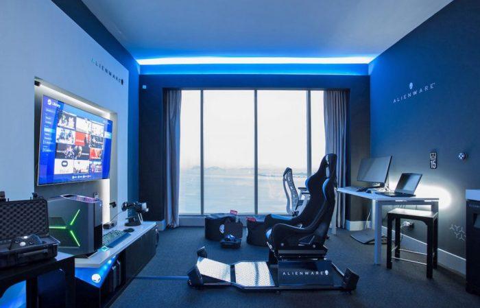 Alienware Bikin Kamar Hotel Alienware Room Khusus Gamer