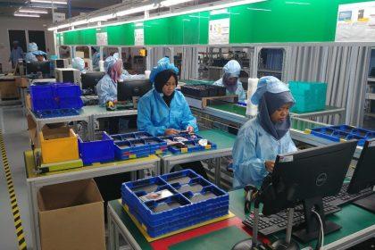 Infinix Bangun Pabrik di Cikarang