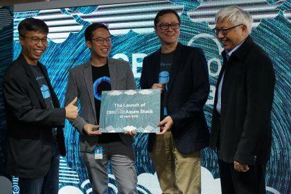 Kerjasama dengan Microsoft Azure, CBNCloud Resmi Luncurkan Layanan Hybrid Cloud