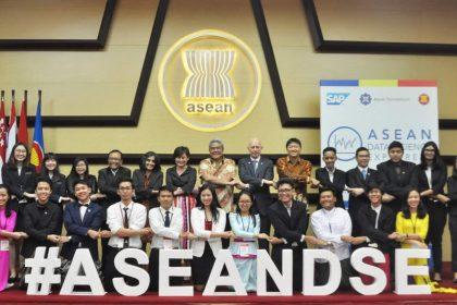 Mahasiswa Se-ASEAN Ditantang Kembangkan Gagasan Memakai Data