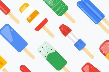 Popsicle, Bocoran Paling baru Nama Android P