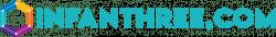 infanthree digital agency makassar logo