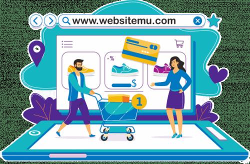 website murah